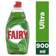 Fairy Ultra Original Υγρό Πιάτων 900ml