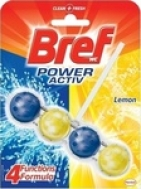 Bref Power Active Θήκη Lemon 50gr