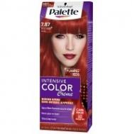 Κρέμα Βαφή Icc Flaming Reds No7.87 Έντονο Κόκκινο Χάλκινο Palette (50 ml)