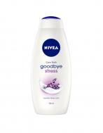 Nivea Goodbye Stress Κρεμώδες Αφρόλουτρο με Λεβάντα - Μέλι 750ml