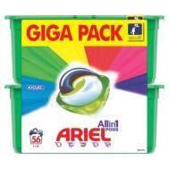 Ariel All in 1 Κάψουλες Απορρυπαντικό Πλυντηρίου Color 56μεζούρες
