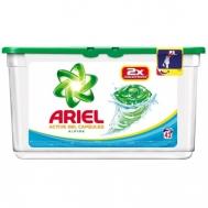 Απορρυπαντικό Πλυντηρίου Ariel Υγρές Κάψουλες Αlpine 42τεμ.