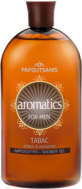 Papoutsanis Aromatics Αφρόλουτρο Tabac 500ml