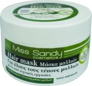 Miss Sandy Μάσκα Μαλλιών 500Ml Για Ολους Τους Τύπους Μαλλιών