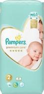 Pampers Premium Care Νο 2 (3-6kg) 46τμχ