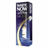 Aim White Now Instant Triple Power Gold Λευκαντική Οδοντόκρεμα 50ml