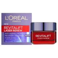 L'OREAL REVITALIFT LASER RENEW ANTI-AGEING CREAM - MASK NIGHT 50ml