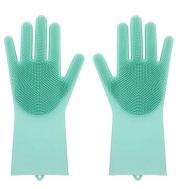 Γάντια καθαρισμού με ίνες σιλικόνης