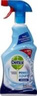 Dettol Πολυκαθαριστικό Spray Power & Pure Μπάνιου 500ml+250ml Δώρο