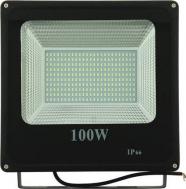 LED προβολέας super slim 100w 9.000 lm λευκό ψυχρό OEM