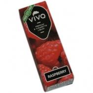 Υγρά αναπλήρωσης για ηλεκτρονικό τσιγάρο VIVO e-liquids Raspberry Nic 6mg 10ml