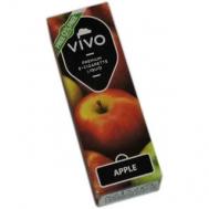 Υγρά αναπλήρωσης για ηλεκτρονικό τσιγάρο VIVO Apple Nic 6mg 10ml