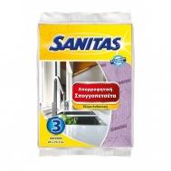 Sanitas Σπογγοπετσέτα Νο3