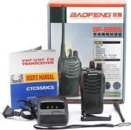 Baofeng Φορητός Πομποδέκτης UHF (PMR)-BF-888S