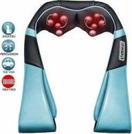 Συσκευή Μαξιλάρι Μασάζ Σιάτσου (Shiatsu) για Αντιμετώπιση του Πόνου στον Αυχένα, Songen - Cb
