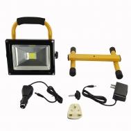Επαναφορτιζόμενος προβολέας LED 200W