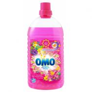 Omo Pet Τροπικά Λουλούδια Υγρό Απορρυπαντικό 45μεζούρες 2,925lt