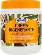 Milmil Professional Crema Rigenerante All'olio Di Cocco 1000ml