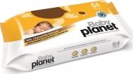 Baby Planet Μωρομάντηλα Chamomile 64τμχ