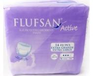 FLUFSAN ACTIVE X-LARGE 14τμχ
