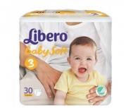 LIBERO BABY SOFT Νο3 (4-9kg), 30τμχ