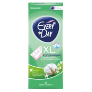 EVERY DAY EXTRA LONG COTTON FRESH 24τμχ