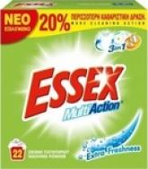 Σκόνη Απορρυπαντικό Πλυντηρίου Essex Κανονικό 22 Μεζ.