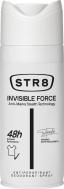 STR8 Invisible Force Αποσμητικό Σώματος Spray 150ml