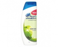 HEAD AND SHOULDERS APPLE FRESH σαμπουάν 400ml