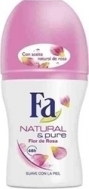 Fa Natural & Pure Roll-On 48h 50ml