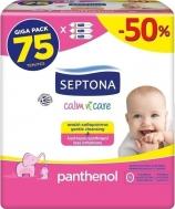 Septona Calm N' Care Πανθενόλη 50% 3*75τμχ