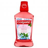 Colgate Plax Mint Duo Στοματικό Διάλυμα 500ml