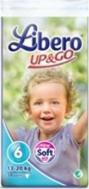 Libero Up & Go No 6 (13-20Kg) 38τμχ