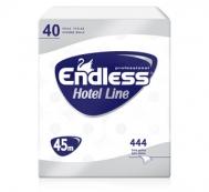 Endless Hotel Line Χαρτί Υγείας 2φυλλο 125gr – Συσκευασία 40 Ρολών