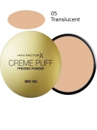 Max Factor Creme Puff Powder Compact 05 Translucent 21gr