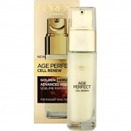 L'Oreal Age Perfect Cell Renew Golden Serum 30ml