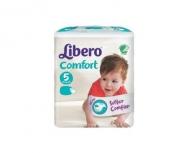 LIBERO COMFORT Νο5 (10-16kg) 24τμχ
