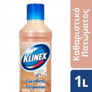 Klinex Καθαριστικό Πατώματος Ευαίσθητες 1000ml
