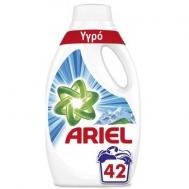 Ariel Απορρυπαντικό Υγρό Alpine 42 μεζούρες