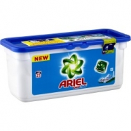 Ariel Απορρυπαντικό Πλυντηρίου Υγρές Κάψουλες Alpine 32τεμ