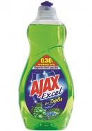 Υγρό Πιάτων Ajax Excel Ξύδι 500ml