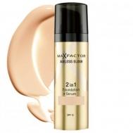 Max Factor Ageless Elixir 2 in 1 Make Up & Serum SPF15 60 Sand 30ml