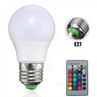 OEM Έξυπνη λάμπα LED με τηλεχειρισμό επιλογής χρωματισμού