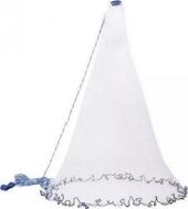 Πεζόβολο Αρματωμένο με Κρυσταλιζέ Δίχτυ Ψαρέματος Διαμέτρου 270cm