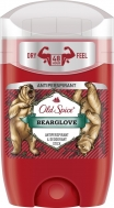 Old Spice Bearglove Antiperspirant & Deodorant Stick 48H Dry Feel Stick 50ml