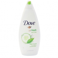Dove Go Fresh Touch Body Wash 700ml