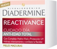Diadermine Reactivance Anti-Edad Total Day Cream 50ml
