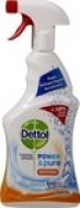 Dettol Πολυκαθαριστικό Spray Power&Pure Κουζίνας 500ml+250ml Δώρο