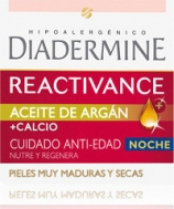 Diadermine Reactivance Night Cream 50ml