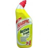 Harpic active gel 750ml lemon